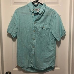 NWOT OLD NAVY slim button down shirt